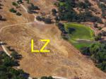 Paragliding Fluggebiet Nordamerika » USA » Kalifornien,Dunlap,LZ -Detail
