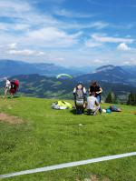 Paragliding Fluggebiet Europa » Österreich » Tirol,Markbachjoch,