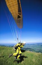Paragliding Fluggebiet Europa » Schweiz » Appenzell Innerrhoden,Ebenalp,