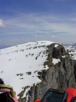 Paragliding Fluggebiet Europa » Schweiz » St. Gallen,Hinterrugg,Hinterrugg (von W)
