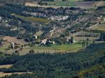 Paragliding Fluggebiet Europa » Frankreich » Rhone-Alpes,Séderon - Mévouillon: Bergies,LZ in Villefranche-le-Chateau (von le Buc aus gesehnen)