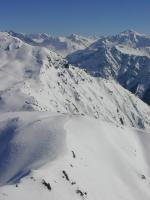 Paragliding Fluggebiet Europa » Schweiz » Graubünden,Gotschnagrat,