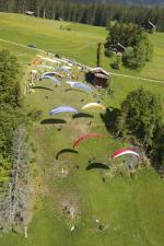 Paragliding Fluggebiet Europa » Schweiz » Bern,Amisbüel,