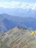 Paragliding Fluggebiet Europa » Schweiz » Graubünden,Parpaner Rothorn - Lenzerheide,