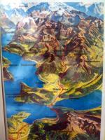 Paragliding Fluggebiet Europa » Schweiz » Nidwalden,Brändlen,Vogelschaukarte des Gebiets