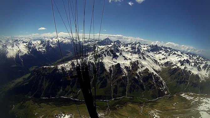 ca. 3500m MSL, Mai 2014