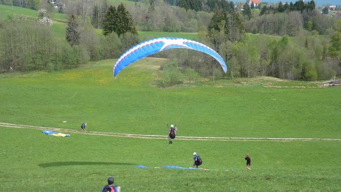 Bucherhang , Kleinbuch-Badwiessee