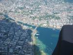 Paragliding Flugschule Europa » Schweiz » Zürich,paraworld.ch gleitschirmschule zürich,paraworld.ch paragliding über dem Seebecken von Zürich. Gleitschirmfliegen von seiner schönsten Seite.