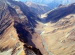 Paragliding Reise Bericht Asien Indien ,Indienreise - Träume dein Leben oder lebe deine Träume - das ist deine Entscheidung.,Mondlandschaft auf der 46 km Strecke von Billing nach Manali.