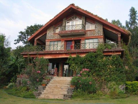 Melissa's Haus sieht so aus wie auf Ihrer Internetseite
