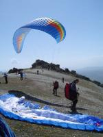 Paragliding Reise Bericht Europa Griechenland ,