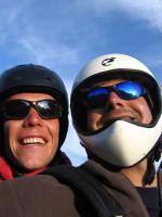 Paragliding Reise Bericht ,Rundreise durch die Alpen,