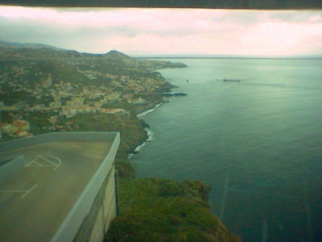 Aussicht auf Funchal aus Carbo Giraud
