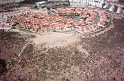 Der Fotograf ist AEROMAX. Hier seine Spielwiese aufgenommen am 14.3.2007 um 1300