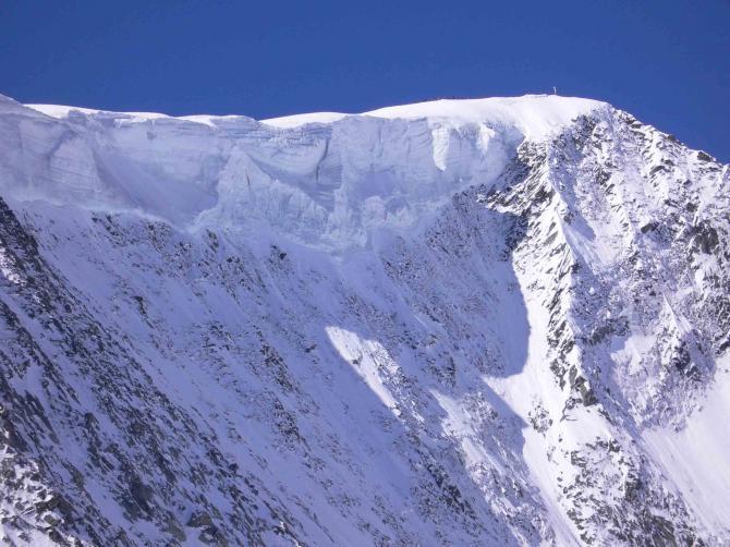 Grossvenediger Gipfelstartplatz
