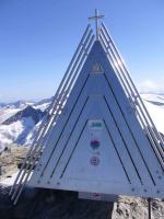 Paragliding Reise Bericht Europa Italien Trentino-Südtirol,DreiherrenSpitze-Picco dei tre Signori,Dreiherrenspitze