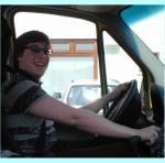 Paragliding Reise Bericht ,Bassano,Unser Shuttlefahrer immer gut Gelaunt