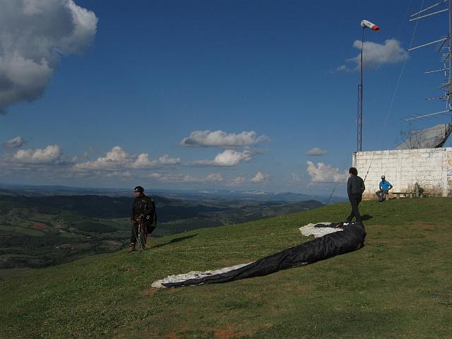 Startplatz pico de Piripau